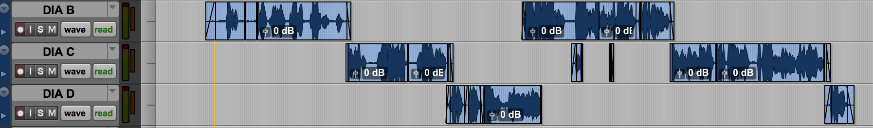 Post-Production Basics: Sound Editing – Dialog - Pro Audio Girl