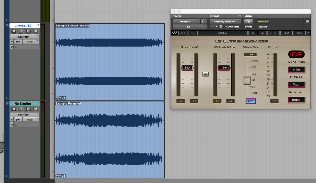 Post-Production Basics: Mixing With Broadcast Limiters And
